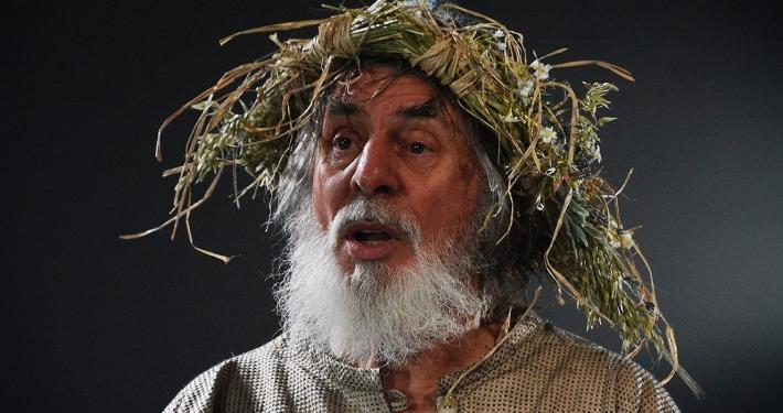 Barry Rutter as King Lear