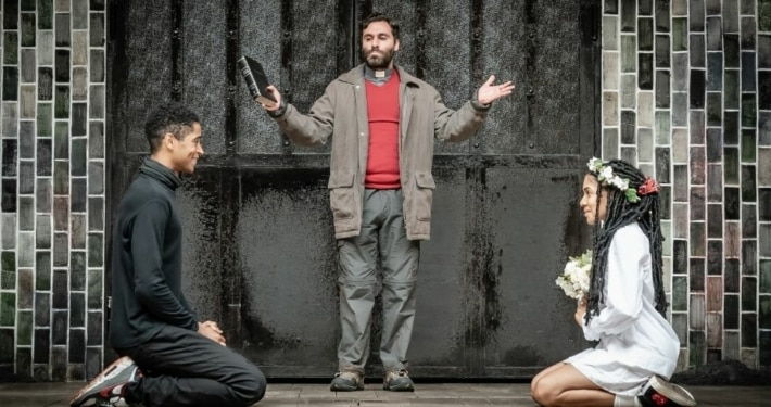 Globe Theatre 2021 Romeo and Juliet review